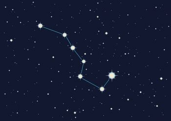 I have a constellation of scars on my arm. I am one scar short of the big dipper.